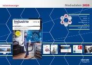 Industrieanzeiger Mediadaten 2020 Deutsch