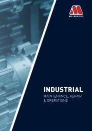 Millers Oils Industrial Maintenance, Repair & Operations