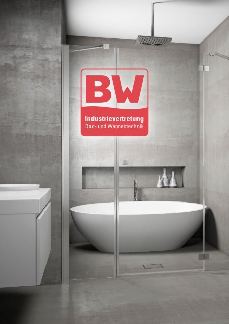 BW Industrievertretung Bad- und Wannentechnik