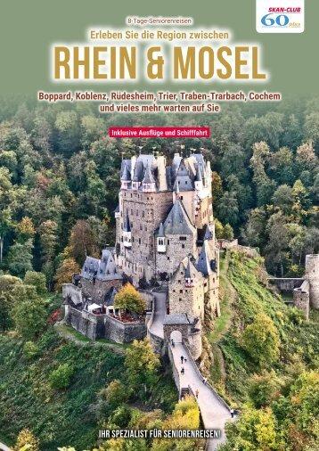 Erleben Sie die Region zwischen Rhein & Mosel
