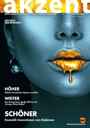 akzent Magazin Februar '20 Bodensee-Oberschwaben