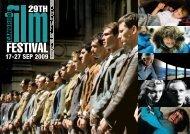 Cambridge Film Festival 2009 Brochure