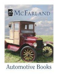 Automotive History Books (1-20)