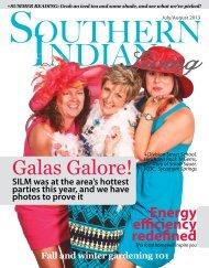 Southern Indiana Living JulAug 2013