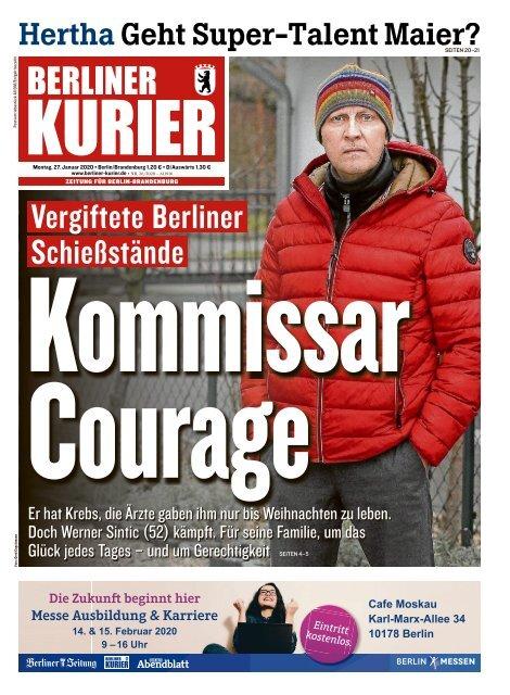 Berliner Kurier 27.01.2020
