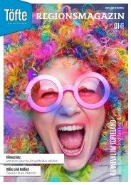 Töfte Regionsmagazin 01/2020 - Karneval im Tafte-Land