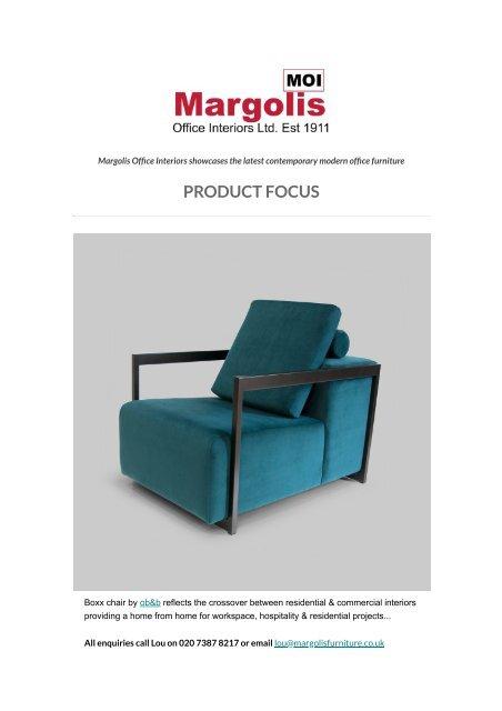 Margolis Brochure