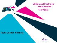 IP1 – The Grange St Paul's - London 2012 Olympics