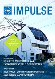 VEM E-Paper IMPULSE 1/2020 Deutsch
