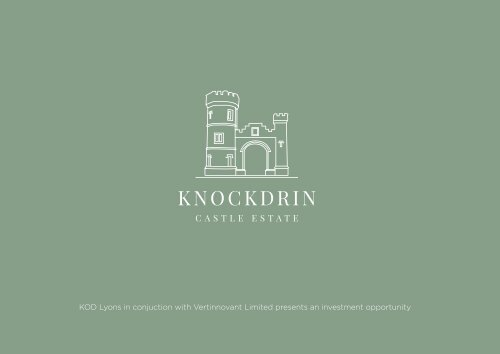 Knockdrin Castle Brochure
