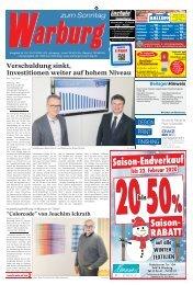 Warburg zum Sonntag 2020 KW 04