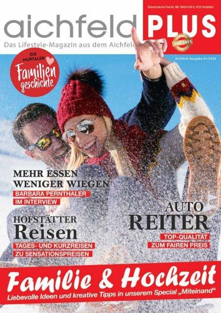Aichfeld Plus Magazin Februar 2020
