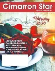 Cimarron February 2020