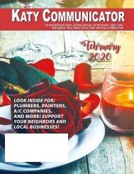 Katy Communicator February 2020