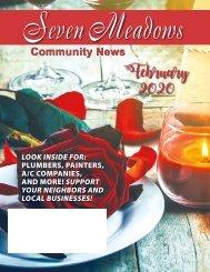 Seven Meadows February 2020