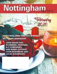 Nottingham February 2020