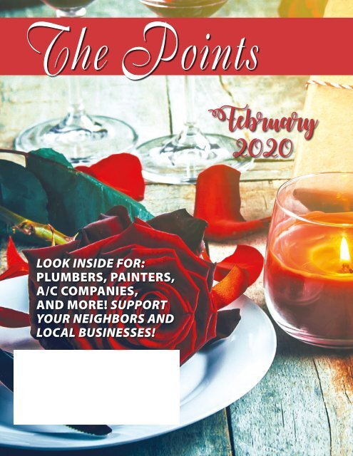 Christmas Holiday Boise 2020-2022 The Points February 2020