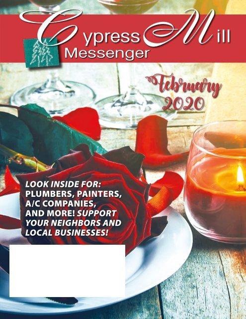 Cypress Mill February 2020
