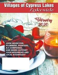 VCL Lakeside February 2020