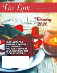 Lone Oak February 2020