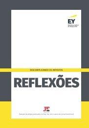Reflexões: Descomplicando os impostos
