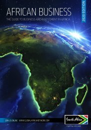 African Business 2020 edition