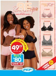 21130b WK18 PEPstores Valentines Day 12pp A4 Leaflet _RSA