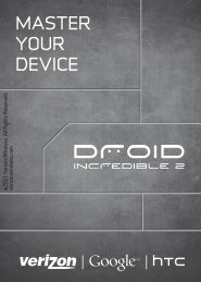 MASTER YOUR DEVICE - HTC