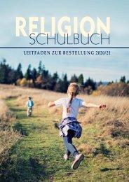 Leitfaden Schulbuch Religion 2020/21