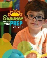 SummerPrep 2020 Catalog
