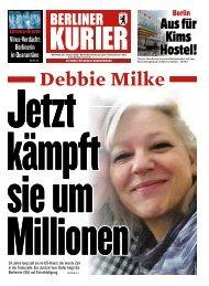 Berliner Kurier 29.01.2020