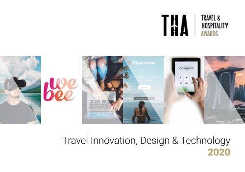 Travel & Hospitality Awards | Travel Innovation, Design & Technology 2020 | www.thawards.com