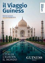 Catalogo GuinessTravel 2020-2021