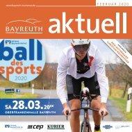 Bayreuth Aktuell Februar 2020