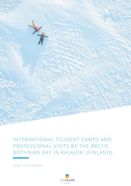 International camps and technical visits in Kalajoki 2020