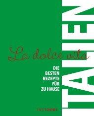 ITALIEN La dolce vita - Die besten Rezepte für zu Hause