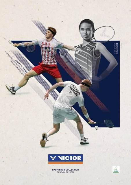 VICTOR Badminton Katalog 2020/21
