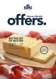 King Bros Monthly Offers Feb 2020