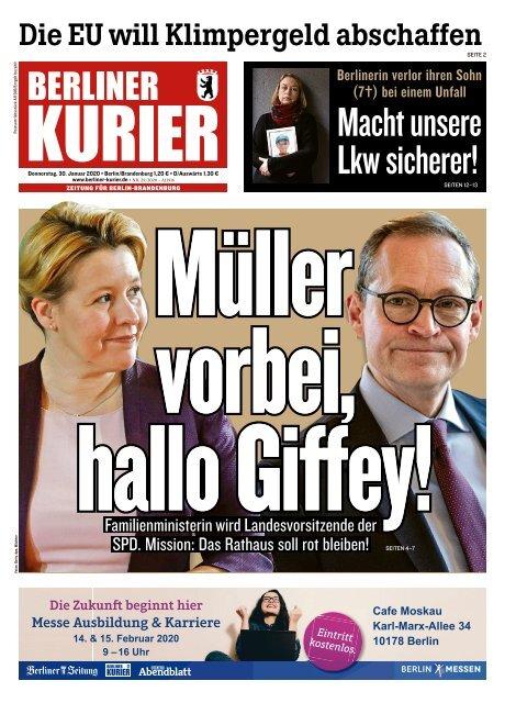 Berliner Kurier 30.01.2020