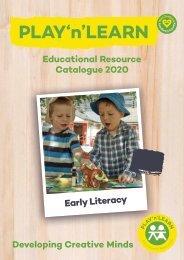 Early Literacy - 2020