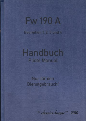 Focke Wulf Fw 190 A - Classics Hangar