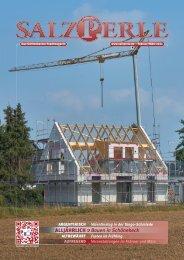 SALZPERLE - Stadtmagazin Schönebeck (Elbe) - Ausgabe 02+03/2020