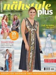 Zeitschrift: Nähstyle plus (NY008)