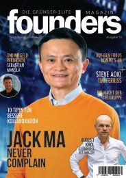 founders Magazin Ausgabe 10