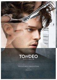 TONDEO Catalogo 2020 | IT