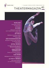Theater Trier | THEATERMAGAZIN #3