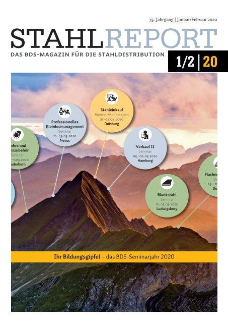 Stahlreport 2020.01/02