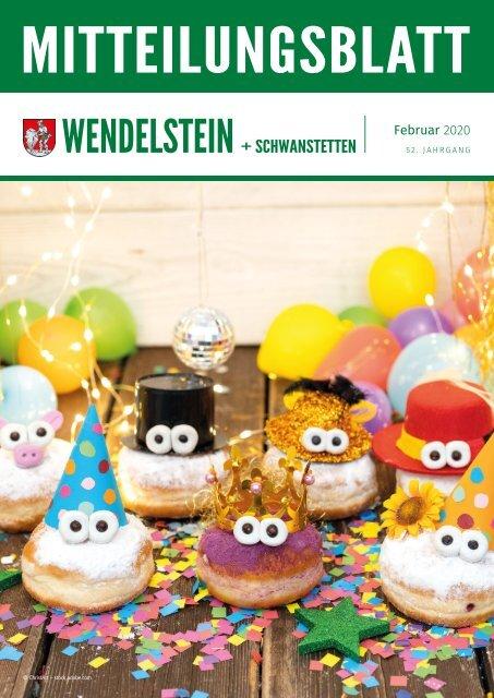 Wendelstein + Schwanstetten Februar 2020