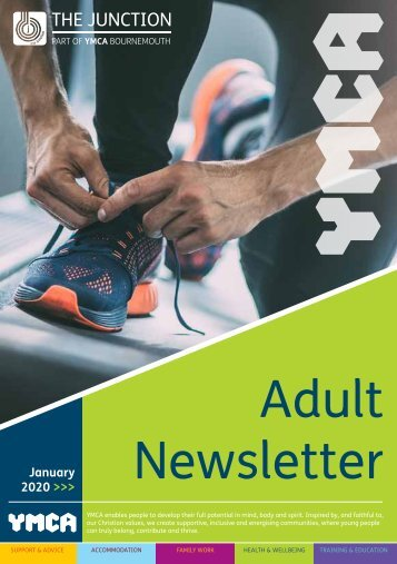 The Junction - Adult Newsletter - Jan 2020