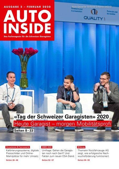 AUTOINSIDE Ausgabe 2 – Februar 2020